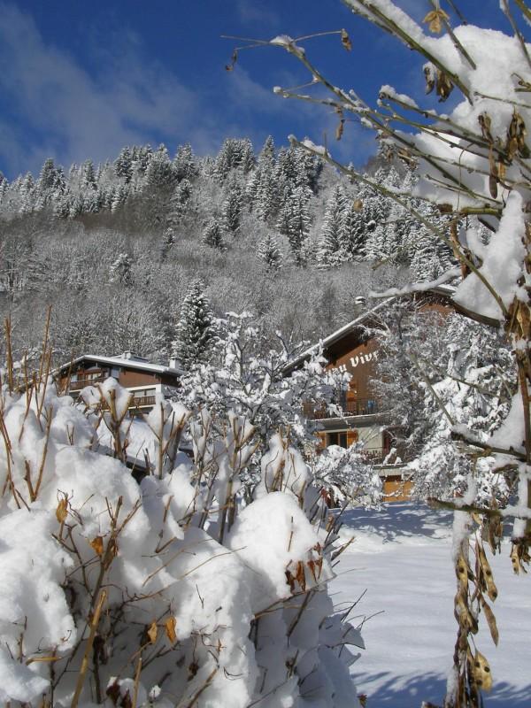 Eau-Vive-2-jardin-hiver-location-appartement-chalet-Les-Gets