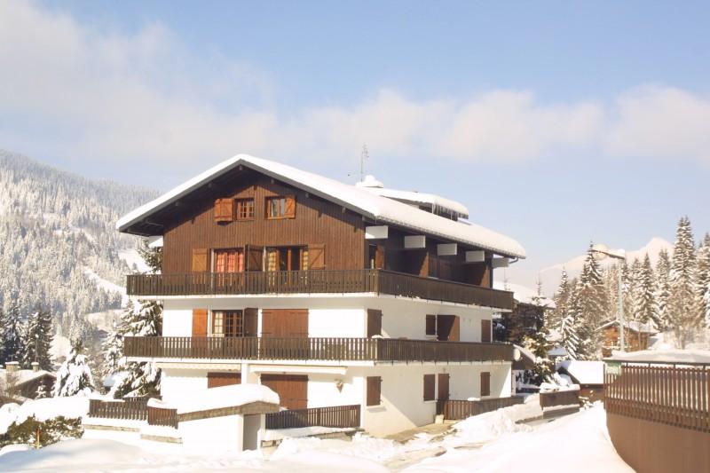 Flambee-exterieur-hiver-location-appartement-chalet-Les-Gets