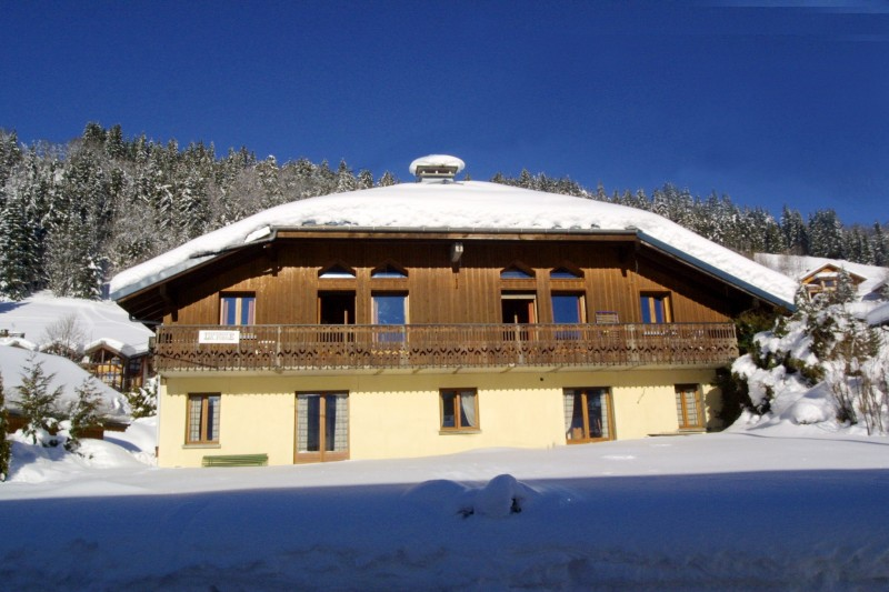 Forge-D-exterieur-hiver1-location-appartement-chalet-Les-Gets