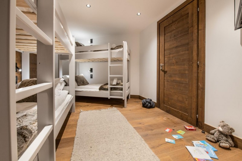 Kinabalu-10-chambre-enfant-lits-superposes-location-appartement-chalet-Les-Gets