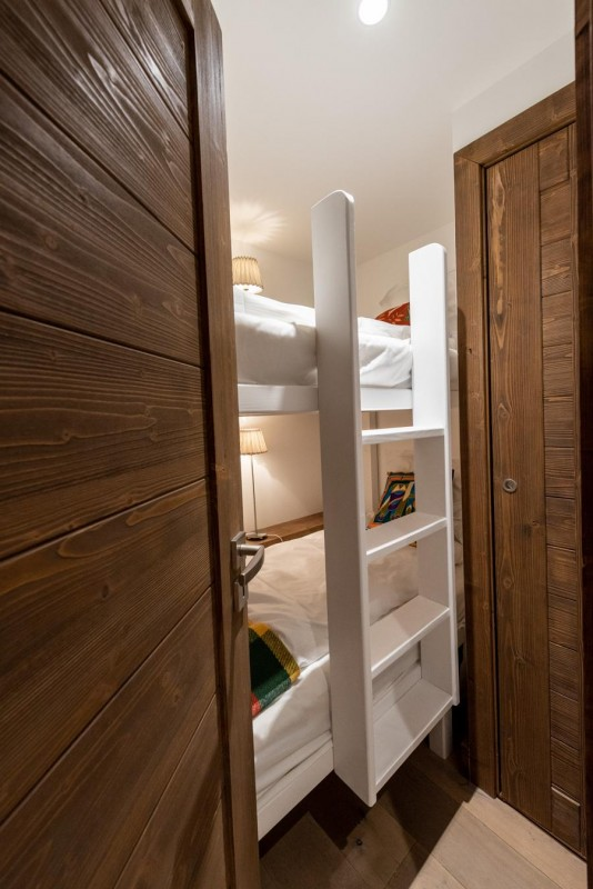 Kinabalu-27-chambre-lits-superposes-location-appartement-chalet-Les-Gets
