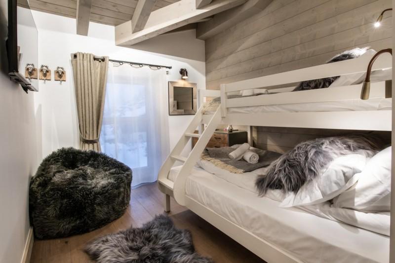 Kinabalu-32-chambre-lits-superposes-location-appartement-chalet-Les-Gets