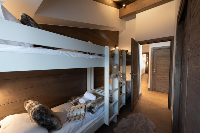 Kinabalu-33-chambre-lits-superposes-location-appartement-chalet-Les-Gets