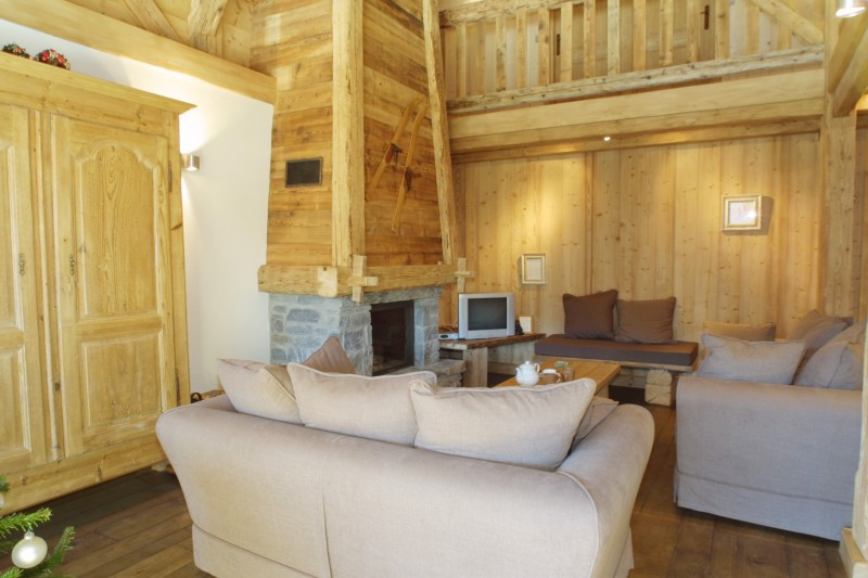 Ramus-Roy-des-Montagnes-salon-cheminee-location-appartement-chalet-Les-Gets