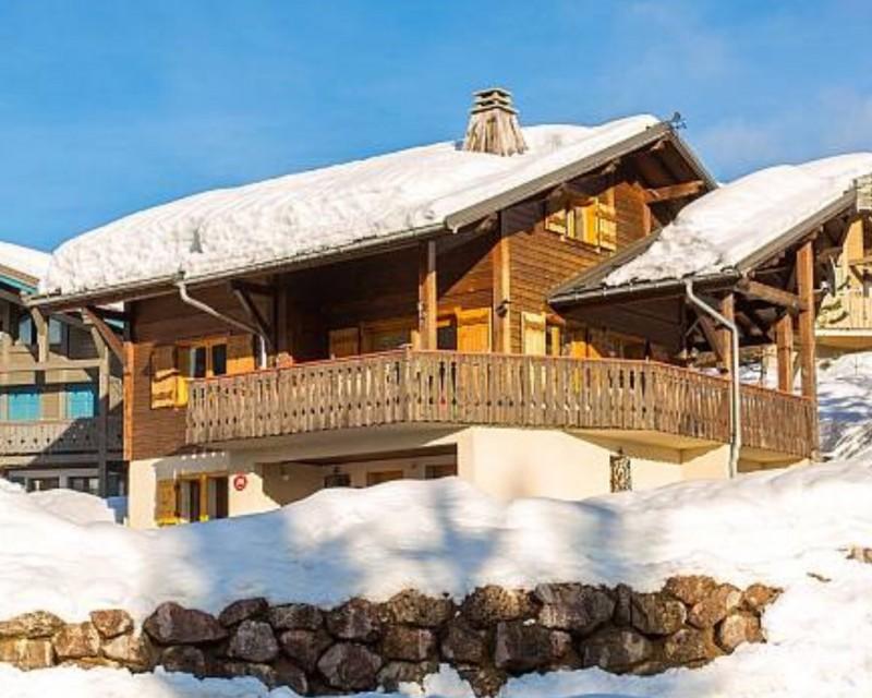 Renard-du-Lac-exterieur-hiver-location-appartement-chalet-Les-Gets
