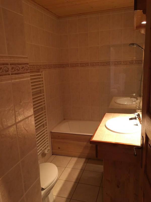 Sabaudia-3-pièces-4/6-personnes-salle-de-bain-location-appartement-chalet-Les-Gets